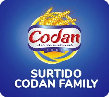 Surtido Codan Family
