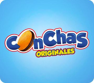 Conchas Originales