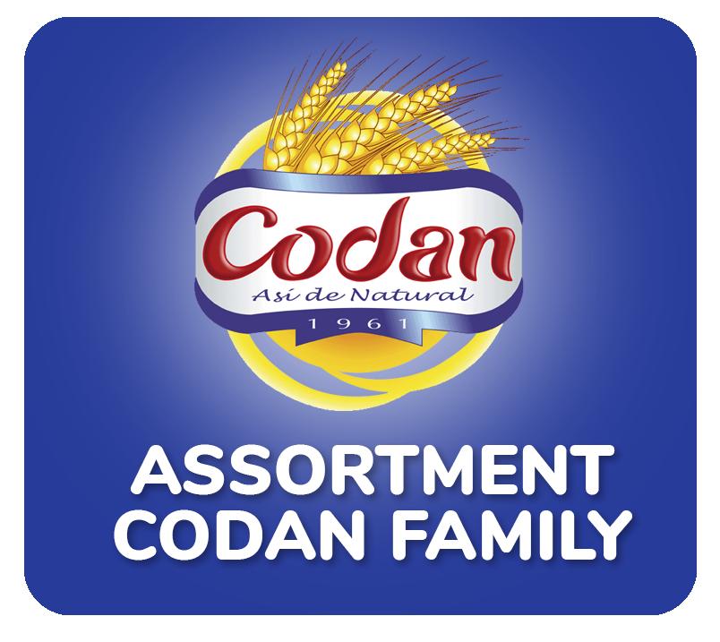 Codan Family Assortment